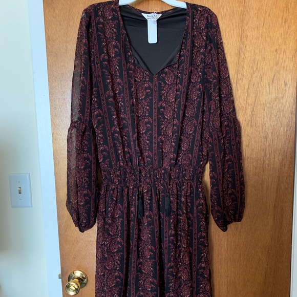 Charming Charlie Dresses & Skirts - Paisley dress